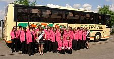 The 'Boobies' and their 'R.B.' coach - 01.06.07.